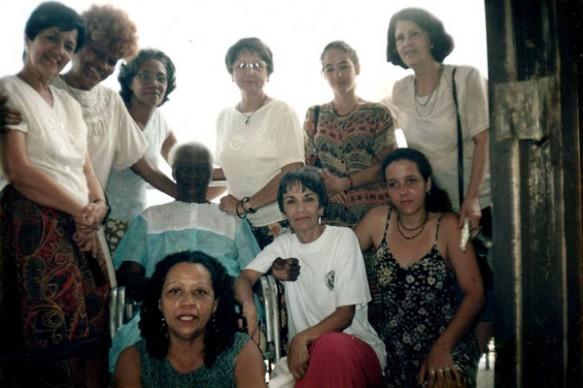 Mujeres fundadoras del grupo Magín.