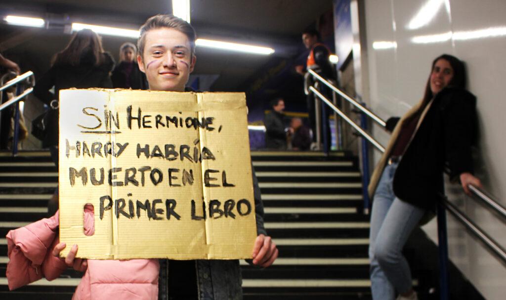 La magia de unos novios feministas. Foto: Francis Sánchez