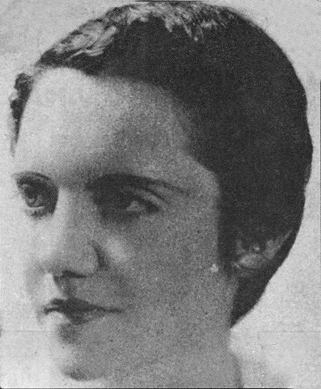Emma Pérez Téllez.