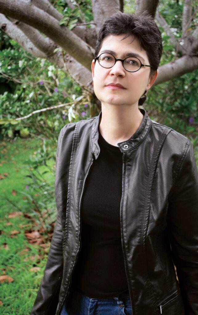 Chely Lima. Foto: Leonor Álvarez-Maza.